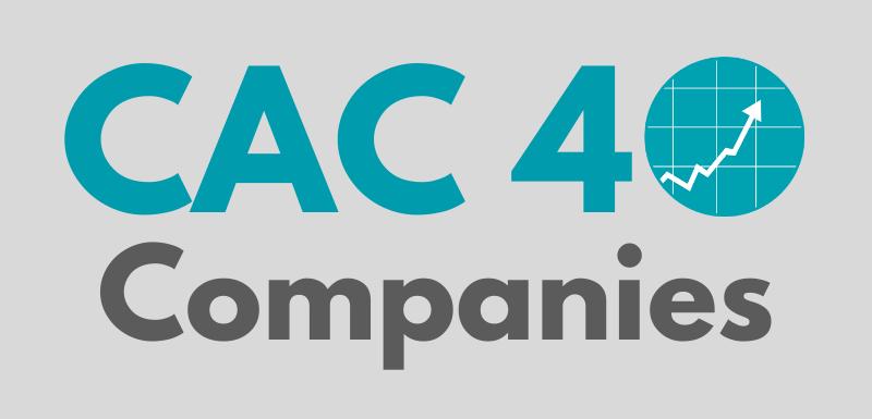 CAC 40 Companies List